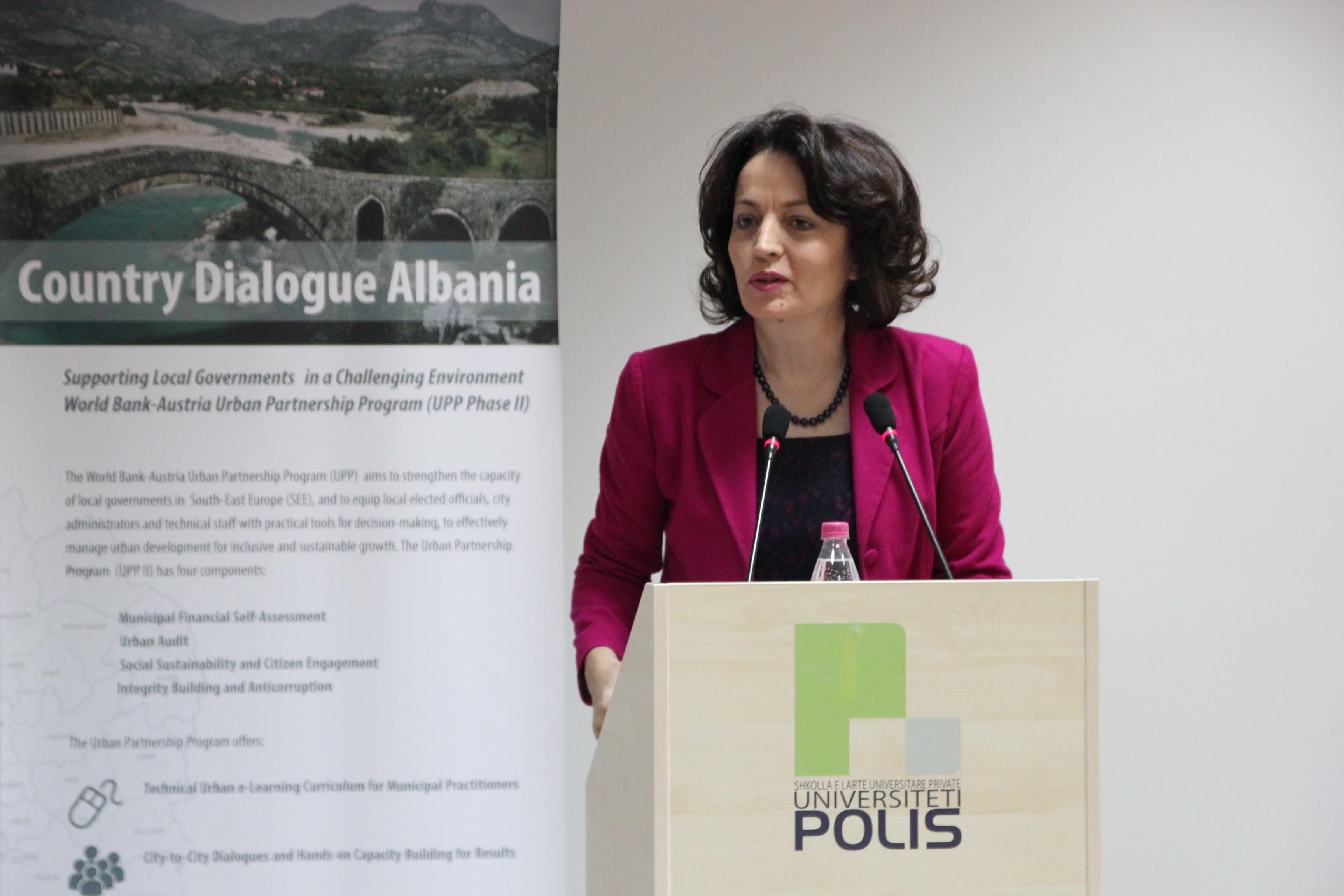 Dialogu Kombëtar Shqipëri