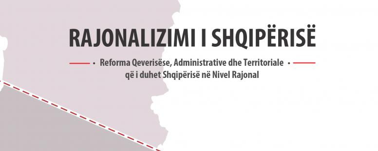 The Regionalisation of Albania
