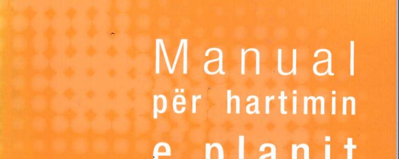 Manual për Hartimin e Planit të Investimeve Kapitale